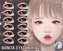 {S0NG} Bonita Eyeliner V2 - Genus Applier