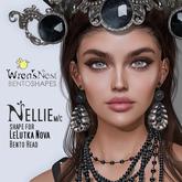 { wren's nest } Nellie Shape for Nova Bento head
