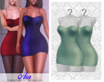 MAAI Ara mini dress * Maitreya Lara * Mint