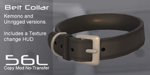 <UTILIZATOR> - Belt collar
