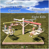 {Why Not ?} Playtime Collection-Carousel-Boxed