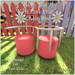 {Why Not ?} Kids Link Frame Chair-Red_Boxed