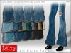 Sculpted Pants Legs for ALL Larry Jeans