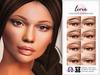 LIVIA Carmen Eyebrows [Omega Appliers & System-BOM]
