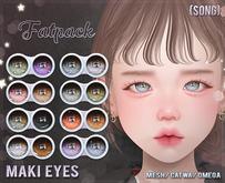 {S0NG} :: Maki Eyes (Fatpack)