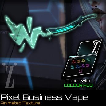 [inZoxi] - Pixel Business Vape v1.0