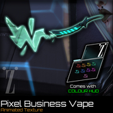 [inZoxi] - BOX Pixel Business Vape v1.0