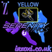 [inZoxi] - Serenity Wings YELLOW