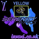 [inZoxi] - Serenity Wings YELLOW