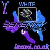 [inZoxi] - BOX Serenity Wings WHITE