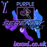[inZoxi] - Serenity Wings PURPLE