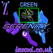 [inZoxi] - Serenity Wings GREEN