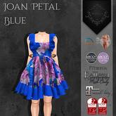 **Mistique** Joan Petal Blue (wear me and click to unpack)