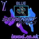 [inZoxi] - BOX Serenity Wings BLUE