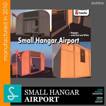 Small Hangar - Airport