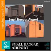 Small Hangar REF42  - Sad design (boxed)