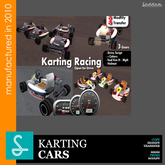 Pack 4 Karting - Racing