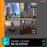 Tower Cara Skyscraper - Building