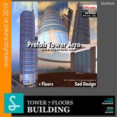 Tower Arro REF16  - sad design (Boxed)