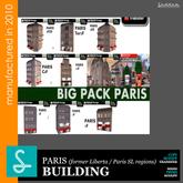 BIG PACK PARIS - Prefab Design (boxed)