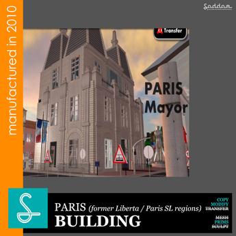Paris Mayor - Building