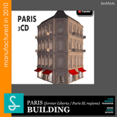 Paris 3CD01 (2010) - Building