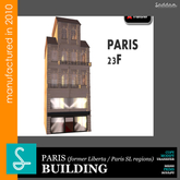 Paris 23F01 - Prefab Design (boxed)
