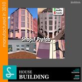 Shop mall 4F - Building