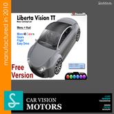 Liberta Car Vision TT Free R - Prefab Design (boxed)