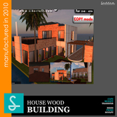Prefab Wood Villa REF07 SAD DESIGN