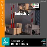 Industrial - Sad  Design REF41 (boxed)