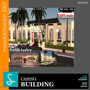 Free Castle Casino - Building