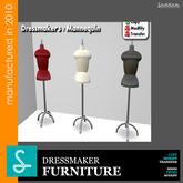 Mannequin DressMaker 3C - Sad Design (boxed)