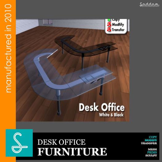 Desk Office - Furniture