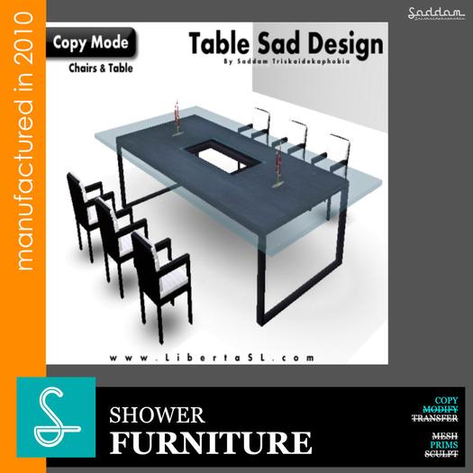 Table Diner - Furniture