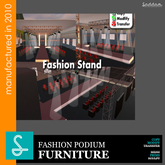 Fashion Podium Stand Sad Design REF33 (boxed)