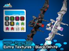 solares >> WASP Bow - Extra Textures Black/White