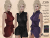 ST :: Willa Dress for Maitreya Lara, Slink (P, H), Belleza (V, I, F), Tonic (C,F) and Voluptuous. 15 Text HUD