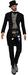 ALB CHARLES regency suit black & boots - AnaLee Balut