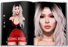 Iconic Body - Noa Shape Lelutka Nova Head 1.0