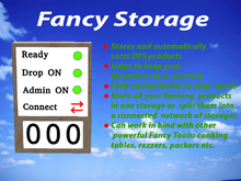Fancy Storage - PROMO PRICE