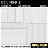 Tool Shed - Ceilings 2