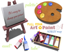 [ FULL PERM ] Art Paint A / Autumn of Art