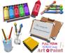 [ FULL PERM ] Art Paint B / Autumn of Art