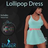 EMBER Lollipop Dress - UnPacker