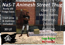 NaS-T Animesh Street Thug BBB-G