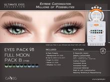 [GA.EG] Ultimate Eyes Pack - EY19B Full Moon Pack B