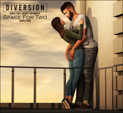 Diversion - Space For Two - Couple Pose