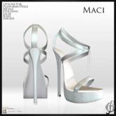 Felicity - Maci Stilettos (Iridescent Glitter) Shoes For Maitreya High Heels