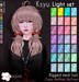 [^.^Ayashi^.^] Ksyu hair-Light set